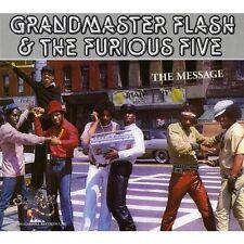 GRANDMASTER FLASH & THE FURIOUS FIVE - THE MESSAGE  CD NEU