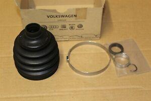 VW Audi Skoda Seat CHECK FIRST Outer CV Boot Kit 1K0498203 New Genuine VW part