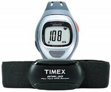 NEW Timex Unisex Easy Trainer Analog HRM Flex Tech Chest Strap & Mid-Size