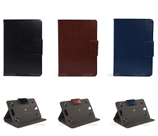 New Leather Case with Rotating Panel for Samsung Galaxy Tab A S3 S2 / TabPro S2