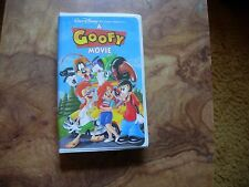 Walt Disney Pictures A Goofy Movie VHS