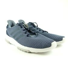 Adidas Size 13 Mens Sneakers Cloudfoam Racer TR Shoes Navy Blue NEW DB0693