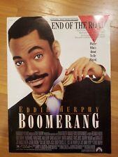 1992 Boomerang End of the Road Sheet Music Piano - Boyz II Men, Eddie, Babyfac