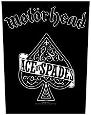 Motorhead Ace Of Spades giant sew-on backpatch  340mm x 290mm (rz)