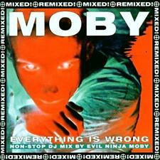 Moby - Everything Is Wrong : DJ Mix Album (NEW 2CD)
