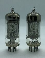 EF89 Valvo matched pair 2 pieces NOS tube valve