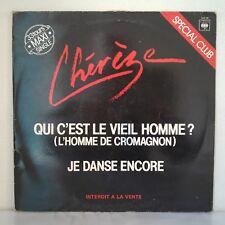 """Chérèze – Qui C'Est Le Vieil Homme ? (Vinyl 12"""", Maxi 33 Tours, Promo, Limited)"""