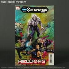 HELLIONS #6 XOS Marvel Comics 2020 SEP200548 (CA) Segovia (W) Wells (A) Carnero