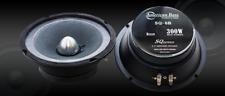 "American Bass SQ6B Midrange 6"" Car Speaker 300W Max (Sold Each)"