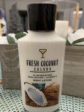 Bath & Body Works Fresh Coconut Colada Body Lotion 8oz