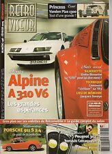 RETROVISEUR 198 ALPINE A310 V6 VANDENPLAS PRINCESS PEUGEOT 302 CELTAQUATRE 911 S