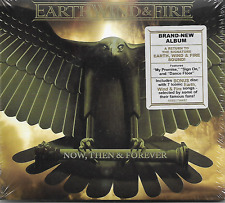 EARTH WIND & FIRE - Now, Then & Forever - Deluxe Edition - 88883756682 - Poland