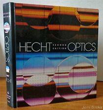 Physics: Optics by Alfred Zajac and Eugene Hecht (1987, Hardcover)