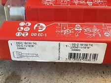 """New Unused Hilti 11/16"""" 6"""" Long Core Drill Bit 336863 DD EC-1"""