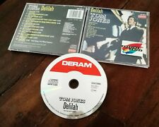 Tom Jones - Delilah Deram Cd Eccellente