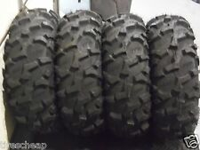 "30"" ITP BLACKWATER EVOLUTION 8 PLY RADIAL ATV TIRES COMPLETE ( SET 4 )  30X10-14"
