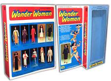 "Mego Wonder Woman Box for 12"" Action Figure (Parkdale Version)"