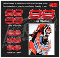 Decal Set 99 jorge lorenzo,stickers-pegatinas-aufkleber-autocollants-adesivi,