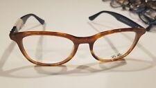 New Authentic Ray Ban Eyeglasses RB 5356 5609 Havana tortoise blue 54-19-145