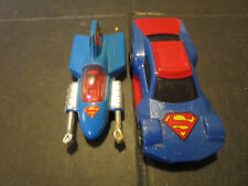 Corgi Super Mobile Superman Hot Wheels Mc Donald Superman Car