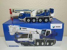 Tadano ATF 70G-4 Mobile Crane - Kibag - WSI 1:50 Diecast Model #01-1436 New!