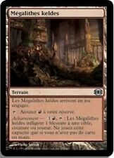 4 *  Mégalithes Keldes - 4 * Keldon Megaliths - Magic Mtg -