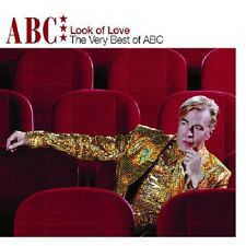 ABC Look Of Love-Very Best Of CD NEW SEALED Poison Arrow/Tears Are Not Enough+