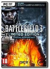 Battlefield 3 Limited Edition: Physical Warfare Pack NEW SEALED FREEPOST