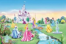 Disney Princess - Edible Cake Sugar Frosting Sheet Topper