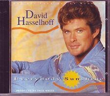David Hasselhoff Everybody sunshine (1992) [CD]