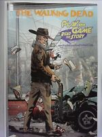 Walking Dead #1 15th Anniversary Reprint with Store Logo