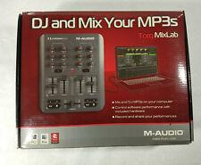 M-Audio TORQ MixLab Digital DJ System - USB DJ Mixer & Software!