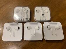 5 Apple Original EarPods Headphones for Apple iPhone 6 Plus
