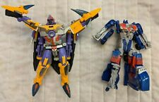 Transformers Action Figure lot of 2