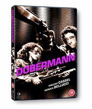 Dobermann     DVD   **Brand New**  Ultra Violent  Cassel  Bellucci
