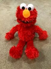 "Sesame Street Play All Day Elmo Talking and Interactive ELMO 21"" 2014"