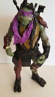 """11"""" Donatello Teenage Mutant Ninja Turtle Movie Action Figure 2014 Playmates Toy"""