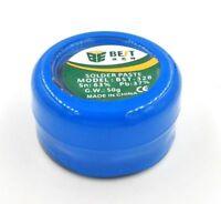50g Grau Paste Löt Flussmittel Paste Creme Für PCB BGA PGA SMD SMT Set