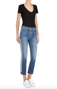 """7 FOR ALL MANKIND EDIE MOJAVE DUSK JEANS NEW - Size 30"""" - RRP £250"""