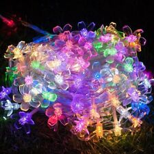 2-10M LED Battery/Solar Fairy String Light Outdoor Wedding Christmas Party Lamp
