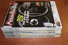 rivista ANNATA COMPLETA MAGAZINE CICLISMO TUTTO MOUNTAIN BIKE MTB 1/12 anno 2007