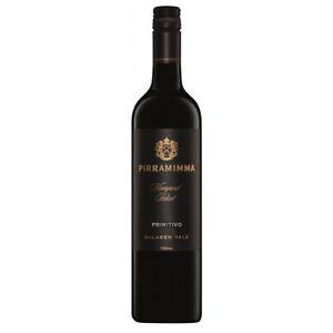 Pirramimma Vineyard Select Primitivo 2018 12 pack of 750mL Red Wine