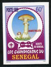 TIMBRE AFRIQUE SENEGAL / NEUF NON DENTELE N° 1424 **  FLORE / CHAMPIGNON