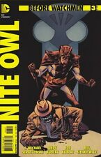 Before Watchmen Nite Owl #3 Chris Samnee 1:25 Variant Cover (DC, 2012) NEW