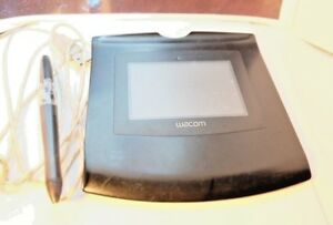 Wacom tablet complete with pen - FT-0203-U