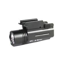 Vector Optics Meteor Tactical Pistol Led Flashlight + Quick Release Mount