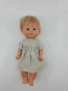 vintage ASI rubber baby doll about 7 inches