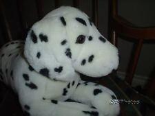 Shilla Soft Pets 1993 Dalmatian Dog Stuffed Plush