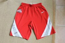 MIKE CONLEY OHIO STATE OSU GAME WORN USED 2006 BASKETBALL SHORTS NBA GRIZZLIES