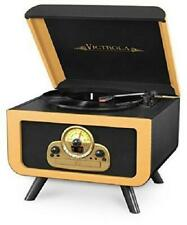 Victrola Tabletop Record vinyl Retro Player with Bluetooth | CD | Radio | - NEW